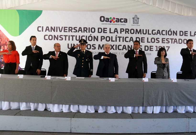 2018 pone a prueba a las instituciones | El Imparcial de Oaxaca