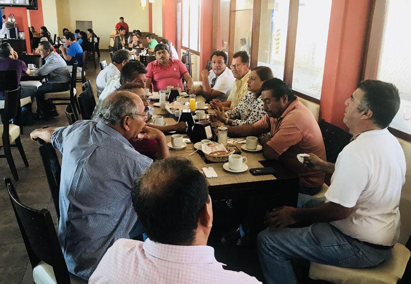 Camioneros de Juchitán acuerdan con  cementera trabajos de acarreo | El Imparcial de Oaxaca