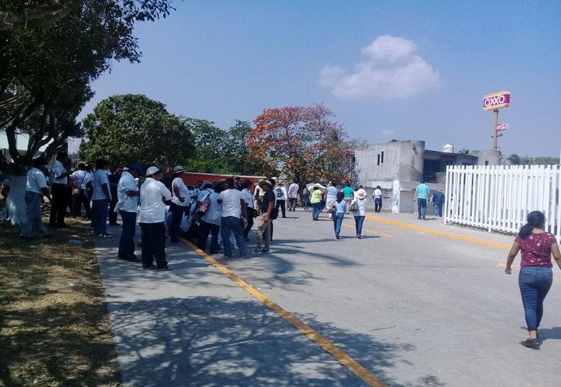 Caos y conflictos por visita de Alejandro Murat al Istmo de Oaxaca