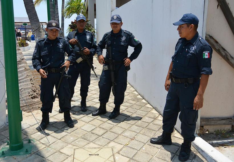 Castigar al crimen:  misión imposible en Huatulco, Oaxaca