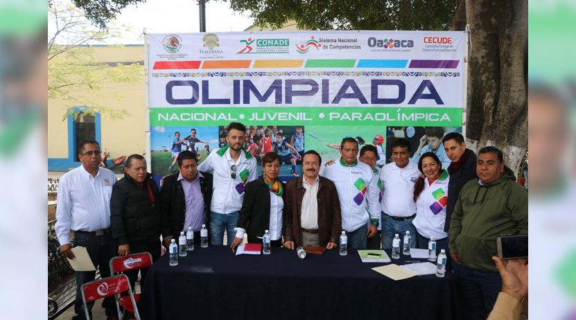 Arranca la Olimpiada  fase regional | El Imparcial de Oaxaca