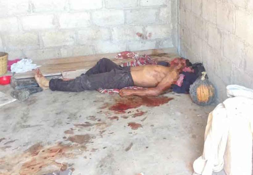 Lo mataron a machetazos | El Imparcial de Oaxaca