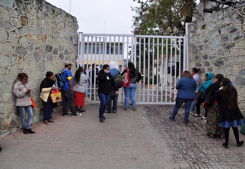 Analiza Sección 35 levantar paro parcial en Oaxaca | El Imparcial de Oaxaca