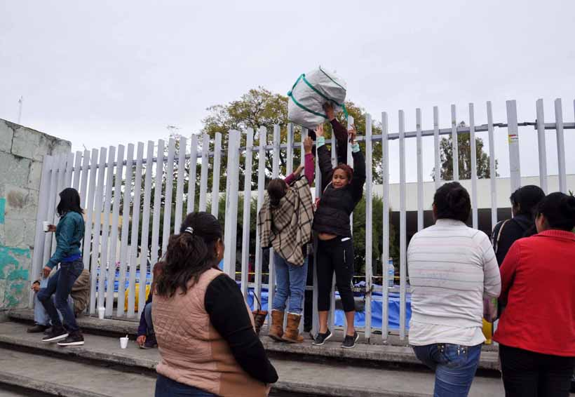 Por paro en los Servicios de Salud de Oaxaca, dejan de  ofrecer 110 mil consultas | El Imparcial de Oaxaca
