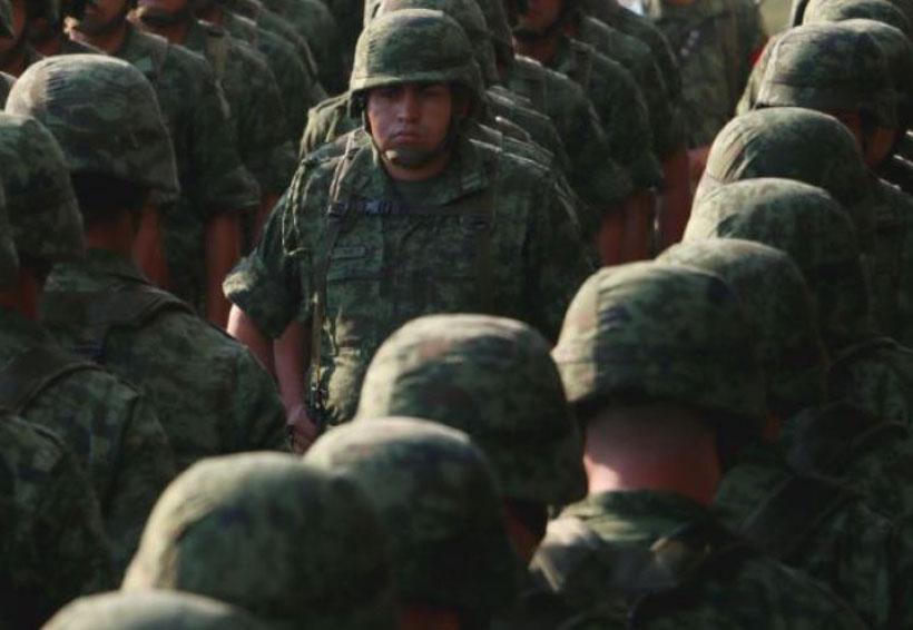 El 80 % de mexicanos apoya que Fuerzas Armadas luchen contra el crimen organizado: CESOP | El Imparcial de Oaxaca