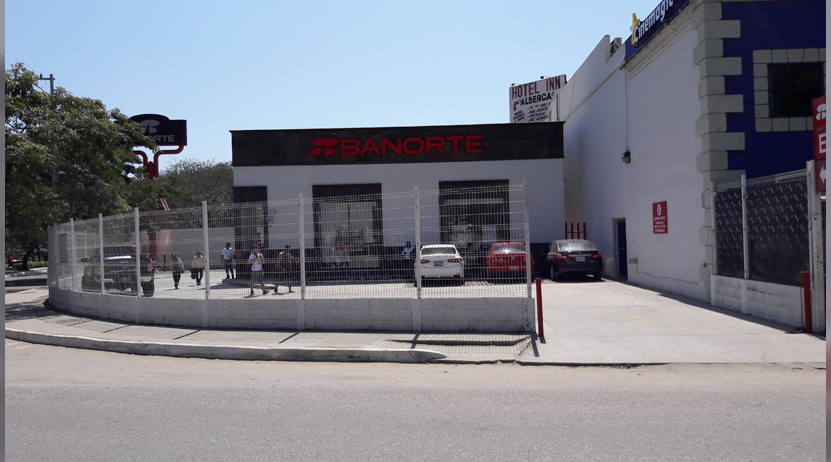 Atracan banco en Huatulco, Oaxaca | El Imparcial de Oaxaca