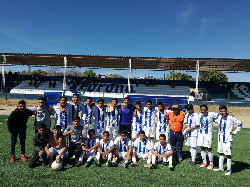 Tuzos, a etapa regional de torneo de Cecude | El Imparcial de Oaxaca