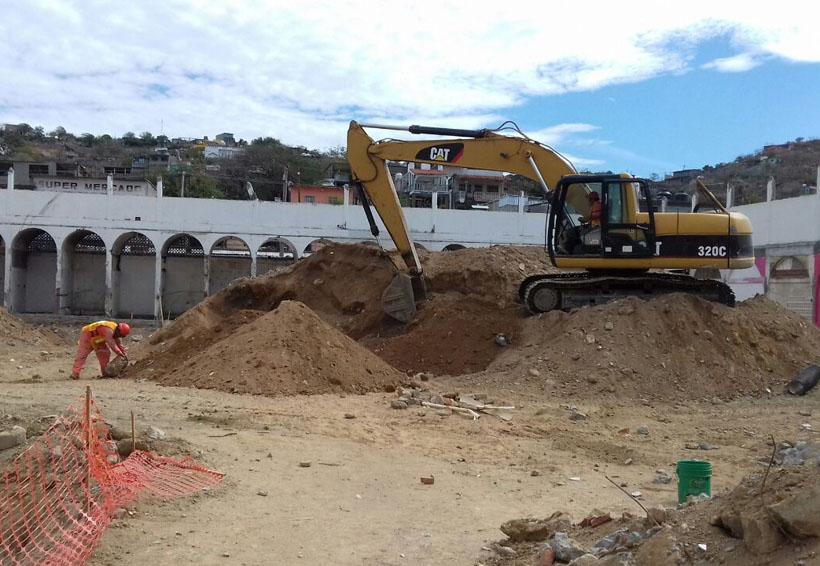 En tres meses se construirá el mercado de Salina Cruz, Oaxaca   El Imparcial de Oaxaca