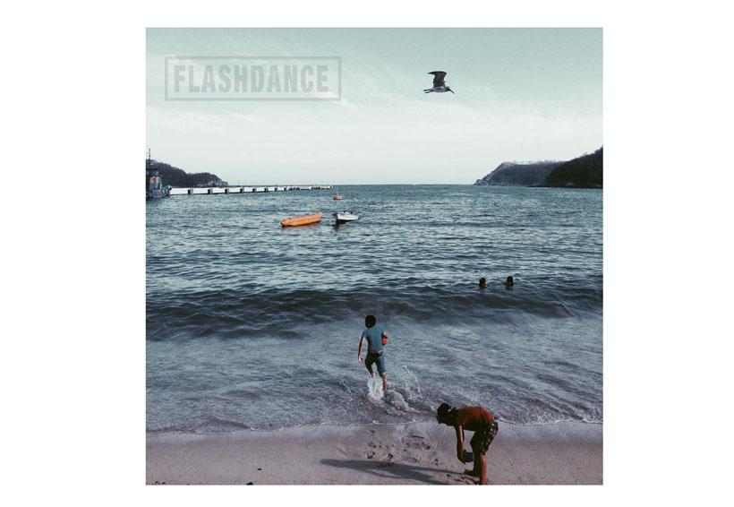 Flashdance, rock desde Juchitán