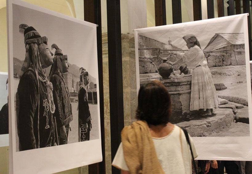 Fotografías de Juan Rulfo se mostrarán en Teposcolula