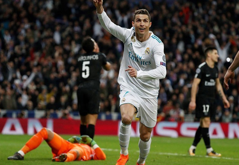 Real Madrid superó al PSG en los octavos de final de la Champions League | El Imparcial de Oaxaca