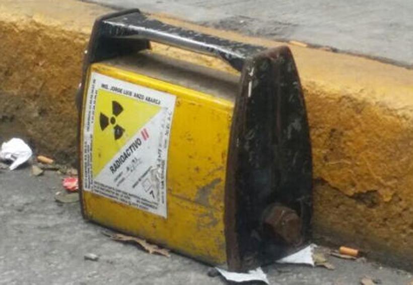 Segob emite alerta en siete estados por robo de fuente radiactiva | El Imparcial de Oaxaca