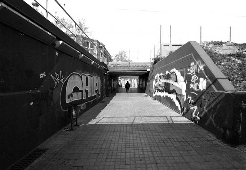 """Passages"", imágenes sobre la movilidad urbana"