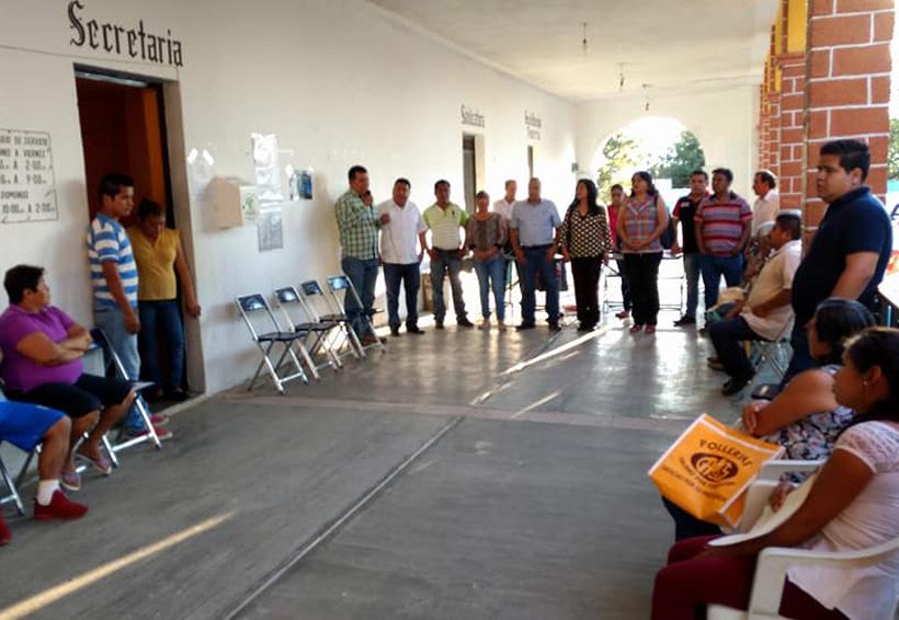 Inicia campaña de actualización  de actas de nacimiento en San Martín Toxpalan, Oaxaca | El Imparcial de Oaxaca