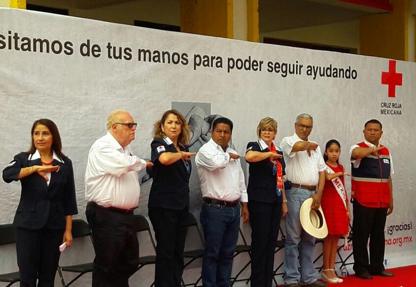 Inicia colecta de Cruz Roja  Mexicana delegación Tuxtepec, Oaxaca | El Imparcial de Oaxaca