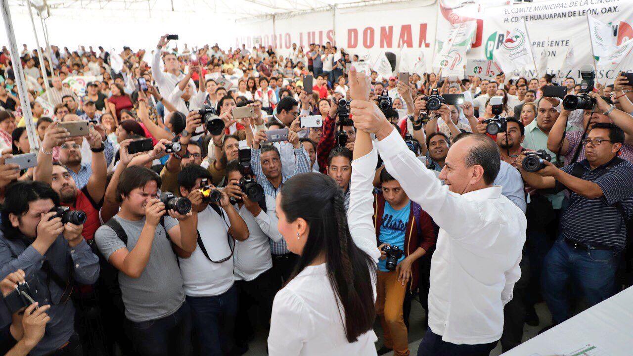 Convoca PRI a firmar un Gran Pacto de Civilidad | El Imparcial de Oaxaca