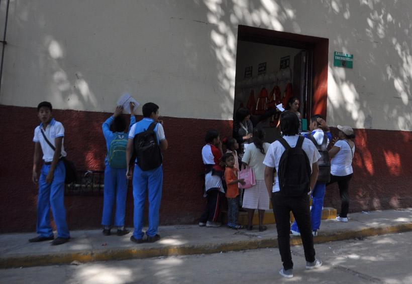 Disponibles 230 mil espacios para preinscripción: IEEPO | El Imparcial de Oaxaca