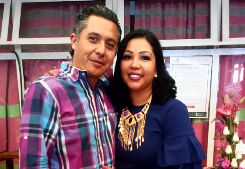 Javier y Tania celebran  su día