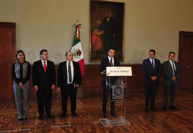 Designa gobernador de Oaxaca a nuevos titulares en Sedapa y Coplade | El Imparcial de Oaxaca