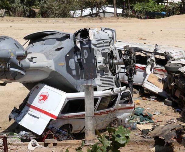 Pericia de pilotos evitó consecuencias mayores en Jamiltepec, Oaxaca