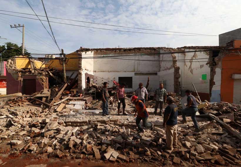 La Tierra  se sigue moviendo en el Istmo de Oaxaca