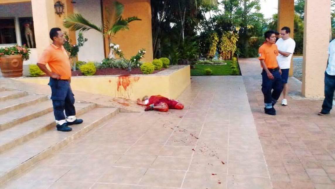 Acribillan a esposa de exjefe policiaco de Puerto Escondido, Oaxaca   El Imparcial de Oaxaca