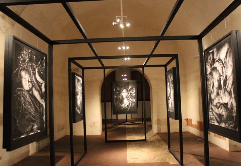 La resistencia de Citlali Fabián en la exposición Mestiza