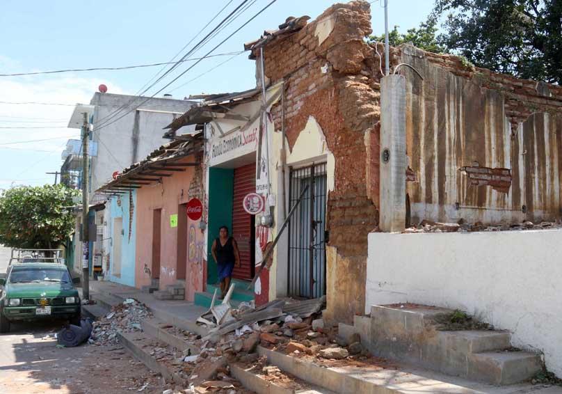 Sismo de 7.2 grados afectó a más de 60 mil oaxaqueños   El Imparcial de Oaxaca