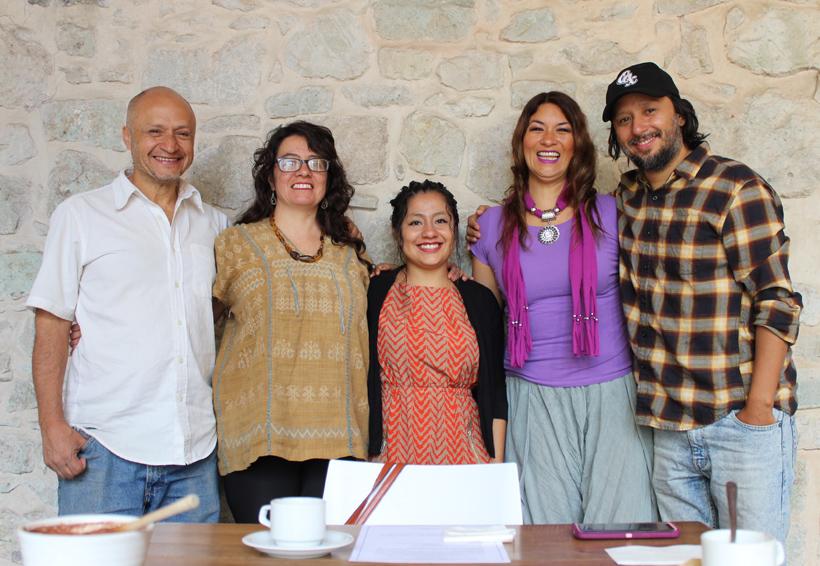 Música por la reconstrucción  del Istmo de Oaxaca