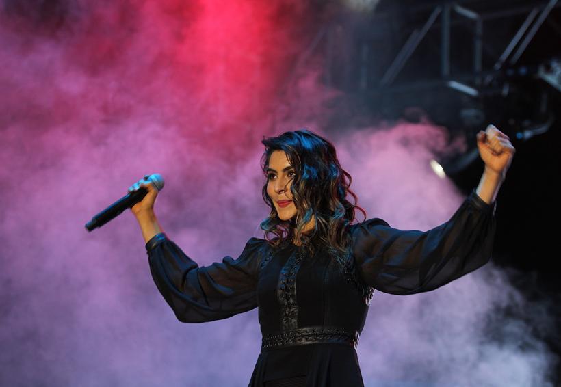 María León cautiva a Santa Cruz Xoxocotlán, Oaxaca