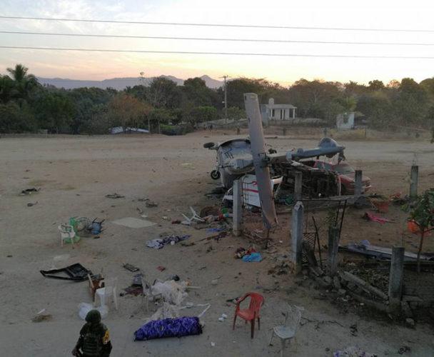 Reportan estables a niñas lesionadas en accidente aéreo de Jamiltepec, Oaxaca