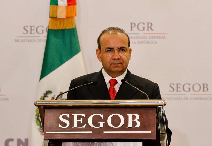 Navarrete Prida contesta a acusaciones de protagonismo | El Imparcial de Oaxaca