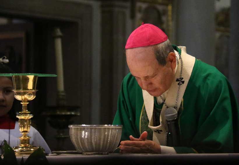 Cumple arzobispo de Oaxaca 77 años de edad | El Imparcial de Oaxaca