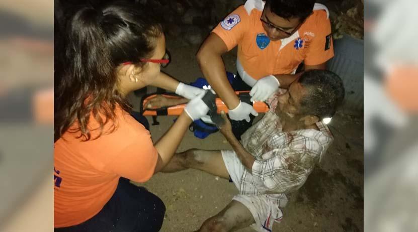 Edil de Río Grande, Oaxaca; atacado a machetazos | El Imparcial de Oaxaca