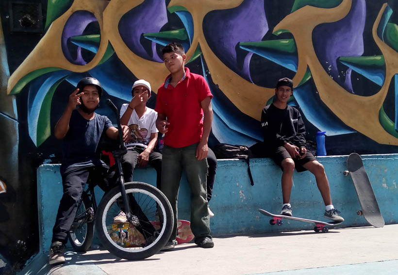 Parques recreativos de Oaxaca en total abandono
