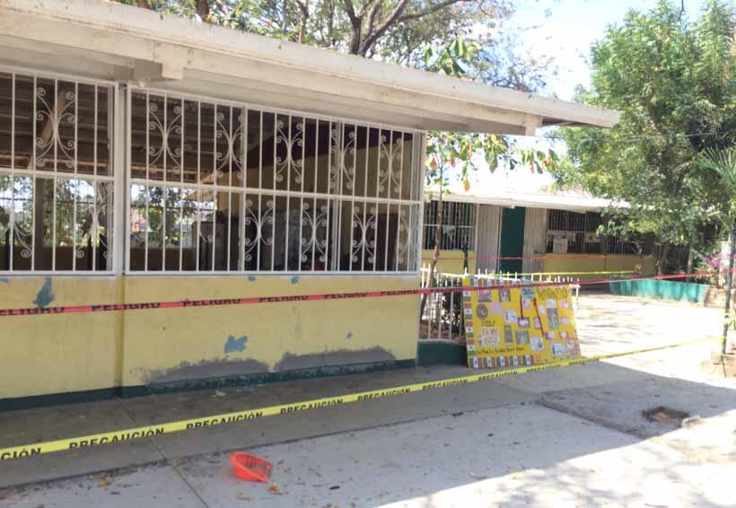 Piden apoyo del IEEPO para  reconstrucción de escuelas de la Costa de Oaxaca