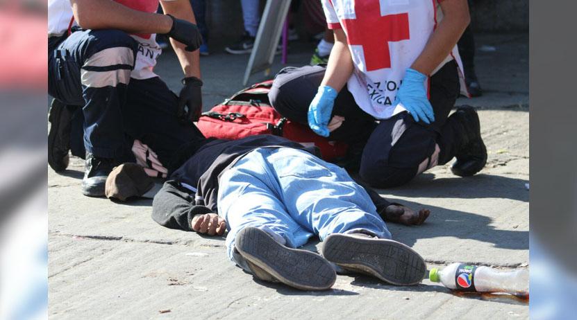 Entró a robar, la víctima lo identifica y propina brutal golpiza en Oaxaca | El Imparcial de Oaxaca