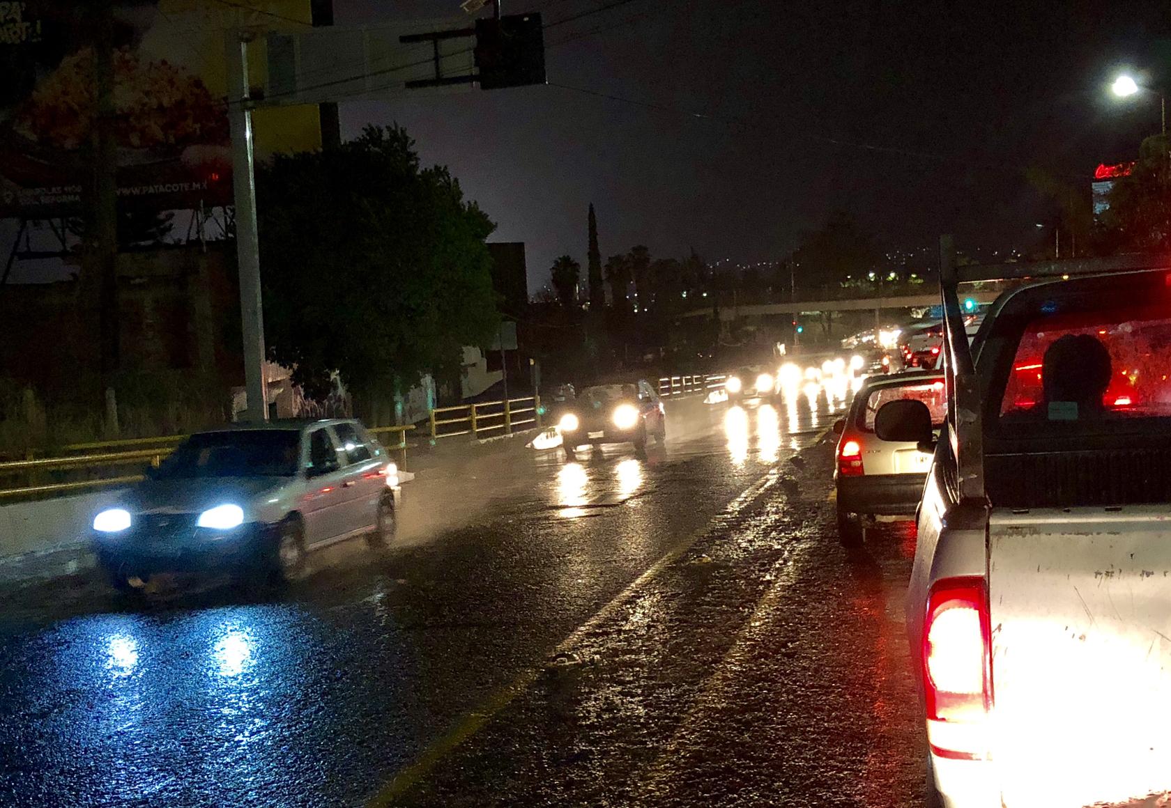 Genera apagones, primera lluvia del año en Oaxaca | El Imparcial de Oaxaca