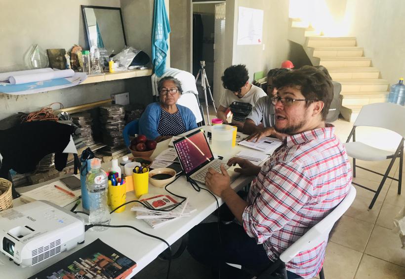 Realizan el festival en  pro de la reconstrucción del Istmo de Oaxaca | El Imparcial de Oaxaca