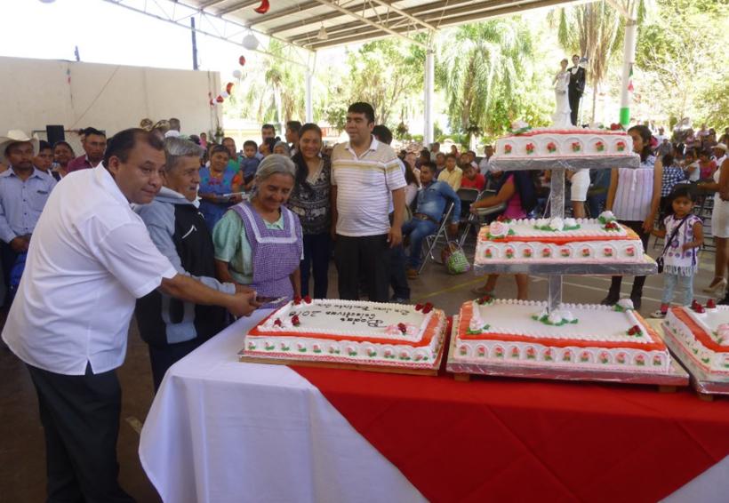 Registro Civil y  municipio de San Juan Bautista Cuicatlán realizan  Bodas Colectivas 2018 | El Imparcial de Oaxaca