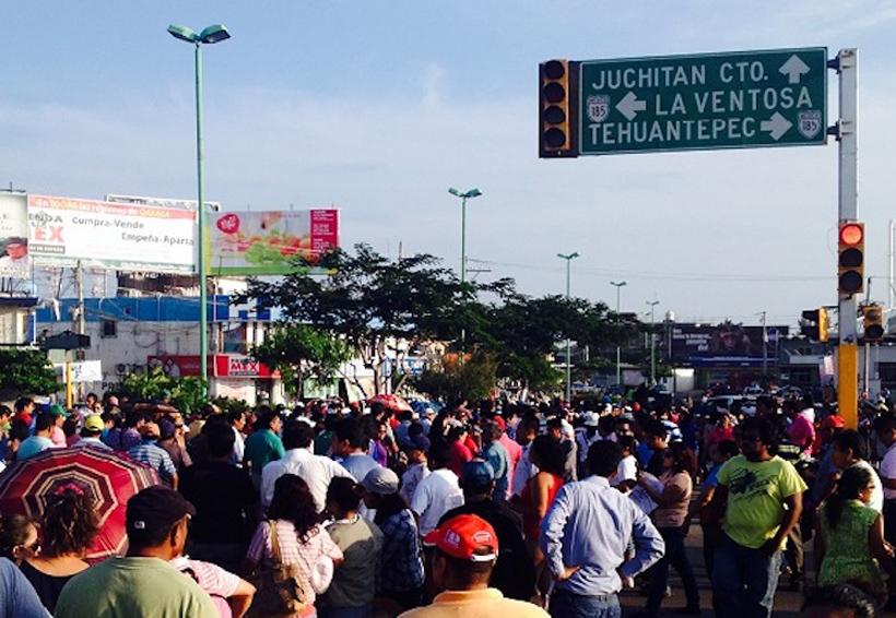 S-22 marchará en  Juchitán este lunes | El Imparcial de Oaxaca