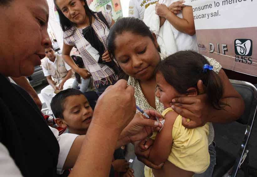 Paro en Oaxaca obstaculiza meta de  Semana Nacional de Salud | El Imparcial de Oaxaca