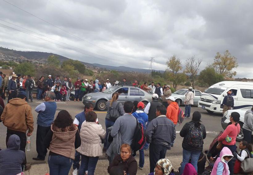 Se moviliza S-22 en  Asunción Nochixtlán, Oaxaca | El Imparcial de Oaxaca