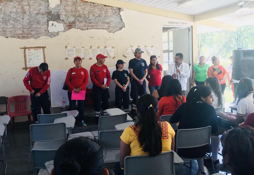 Topos Tlatelolco ayudan a reactivar economía en Juchitán, Oaxaca