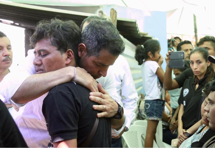 Tragedia en Jamiltepec enluta a cinco familias