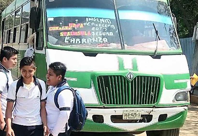 Tuxtepec amanece  sin servicio urbano | El Imparcial de Oaxaca