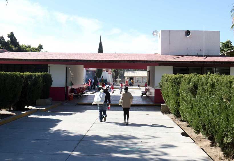 Urge nueva Escuela Primaria En San Agustín de las Juntas, Oaxaca