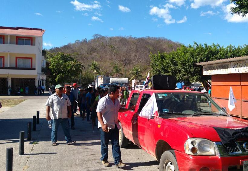 Piden justicia para activistas de Codedi asesinados en Oaxaca