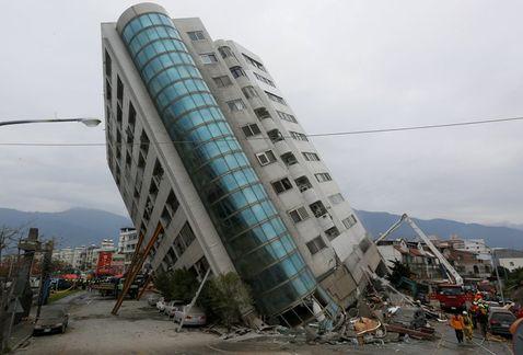 Suman 6 muertos y más de 200 heridos por sismo en Taiwán | El Imparcial de Oaxaca