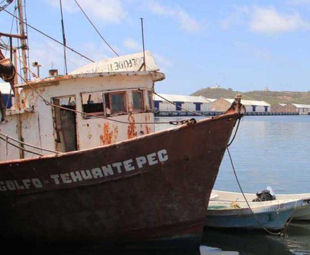 Agoniza la pesca de altamar en Salina Cruz, Oaxaca